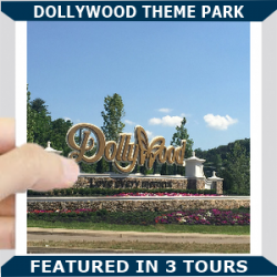 Dollywood Square Blue